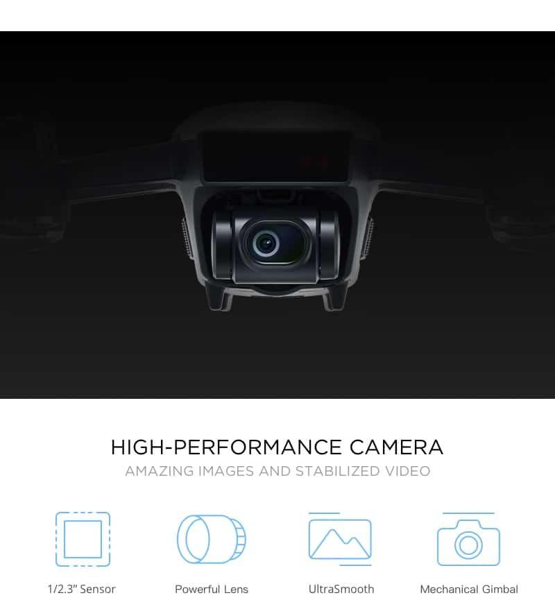 DJI Spark Mini Quadcopter Drone - Meadow Green - 1080P Video 12MP Photos 23
