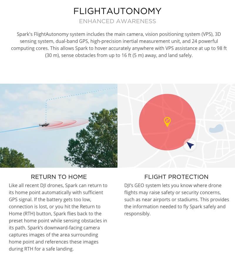 DJI Spark Mini Quadcopter Drone - Meadow Green - 1080P Video 12MP Photos 35