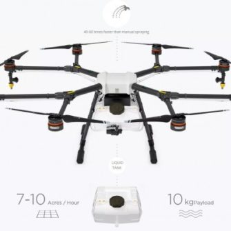 DJI Agras MG-1 Full RTF Package 13