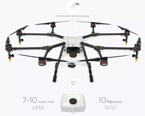 DJI Agras MG-1 Full RTF Package 5