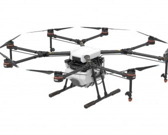 DJI Agras MG-1S Craft W/ built in RTK With Sprayer 7