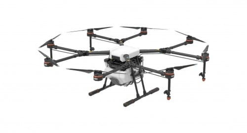 DJI Agras MG-1S Craft W/ built in RTK With Sprayer 5