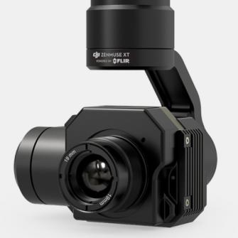 FLIR Zenmuse XT 336x256 9Hz 13mm Lens 10