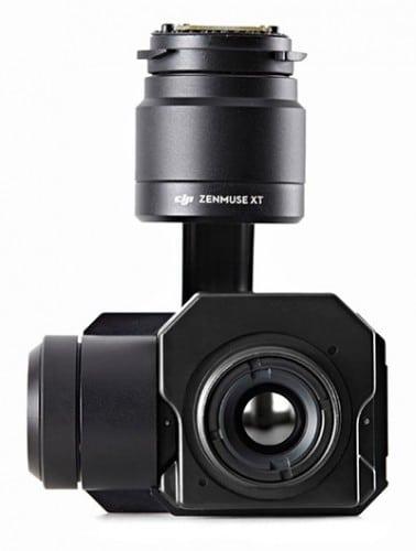 FLIR Zenmuse XT 336x256 9Hz 19mm Lens 3
