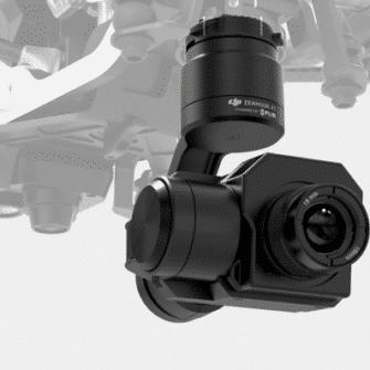 FLIR Zenmuse XT 336x256 9Hz 19mm Lens - Radiometric 9