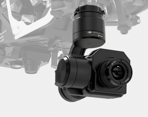 FLIR Zenmuse XT 336x256 9Hz 19mm Lens - Radiometric 4