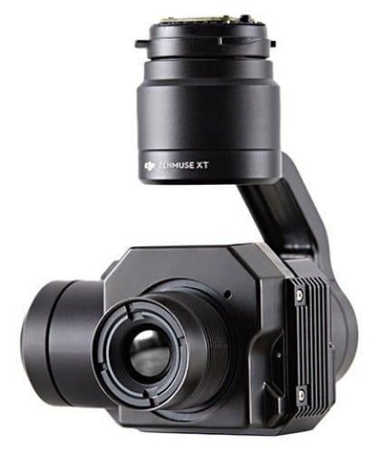 FLIR Zenmuse XT 336x256 9Hz 19mm Lens 6