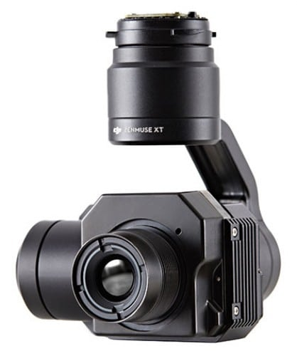FLIR Zenmuse XT 336x256 9Hz 19mm Lens - Radiometric 5