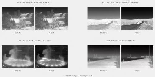 FLIR Zenmuse XT 336x256 9Hz 19mm Lens - Radiometric 8