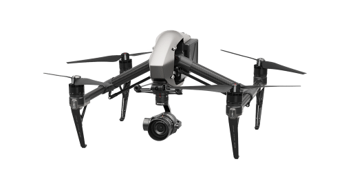 Inspire 2 With Zenmuse X5S Camera CinemaDNG and Apple ProRes 3