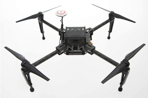 Matrice 100 Custom Remote Inspection & Surveillance Drone Package - Ready To Fly 10