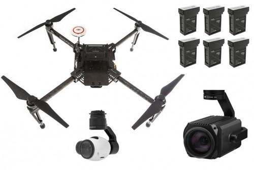 dji matrice  custom remote inspection surveillance drone package ready to fly kit msearchbundle dronenerds b