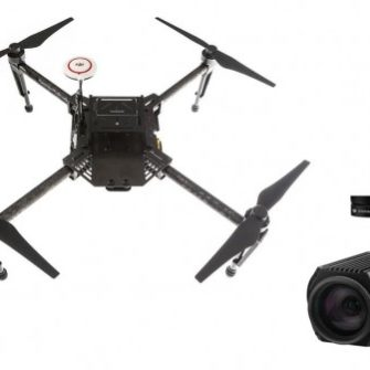 Matrice 100 Custom Remote Inspection & Surveillance Drone Package - Ready To Fly 18