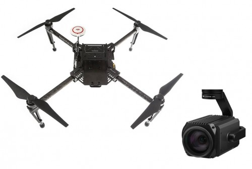 Matrice 100 Custom Remote Inspection & Surveillance Drone Package - Ready To Fly 8