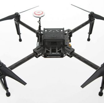 Matrice 100 Ready to Fly Bundle Kit With Guidance System + X3 Camera 9
