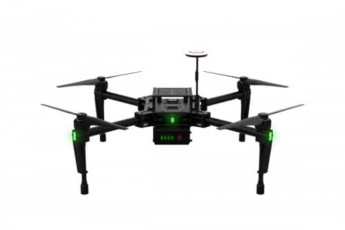 Matrice 100 Ready to Fly Bundle Kit With Guidance System + X3 Camera 3