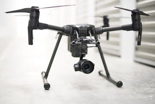 Matrice 200 Quadcopter 8