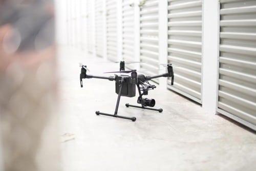 Matrice 200 Quadcopter 4