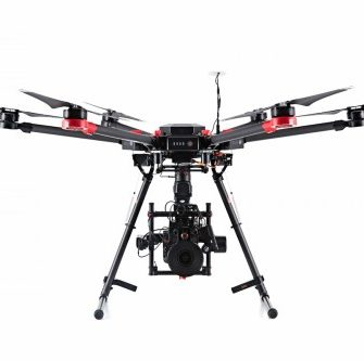 Matrice 600 Flying Platform 10