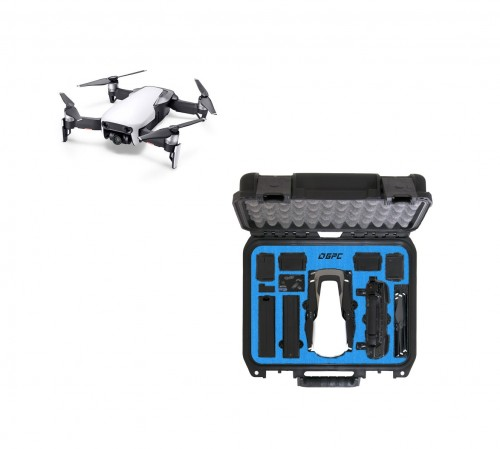 dji mavic air arctic white with gpc mavic air hard case bundle mavicairwgpcbundle dji dca