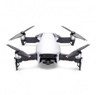 Mavic Air - Ultraportable 4K Quadcopter - Arctic White 9