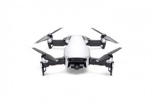 Mavic Air - Ultraportable 4K Quadcopter - Fly More Combo - Arctic White 4