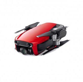 dji mavic air ultraportable k quadcopter flame red cp pt   dji aad