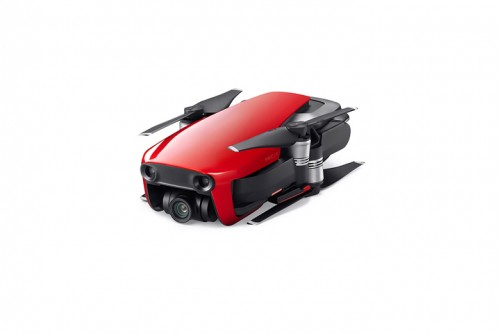 Mavic Air - Ultraportable 4K Quadcopter - Flame Red 6