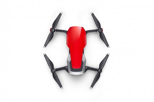 Mavic Air - Ultraportable 4K Quadcopter - Flame Red 8