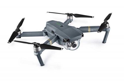 Mavic 2 Zoom Quadcopter - 12MP, 2x Optical Zoom 10