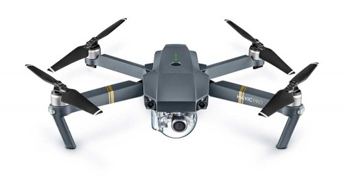 Mavic 2 Zoom Quadcopter - 12MP, 2x Optical Zoom 7