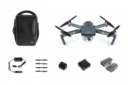 Mavic Pro Fly More Combo - 4K Stabilized Camera 2
