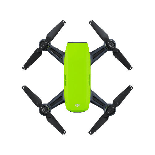 DJI Spark Mini Quadcopter Drone - Meadow Green - 1080P Video 12MP Photos 4