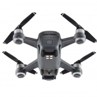 DJI Spark Mini Quadcopter Drone - Meadow Green - 1080P Video 12MP Photos 15