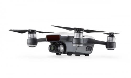 DJI Spark Mini Drone - Fly More Combo With Remote & Accessories - Alpine White 6