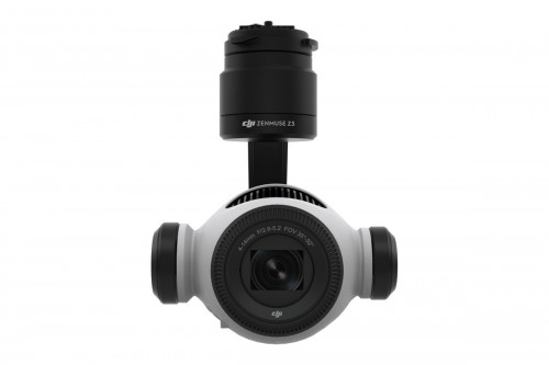 DJI Zenmuse Z3 Camera With 3.5x Optical Zoom 3