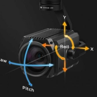 dji zenmuse z optical zoom camera gimbal cp zm  dji f