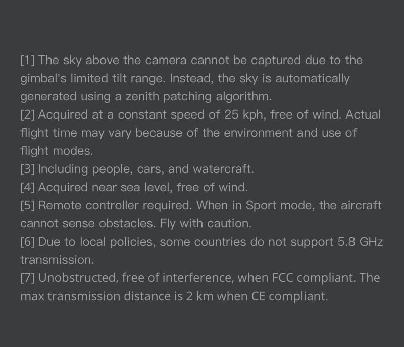 Mavic Air - Ultraportable 4K Quadcopter - Arctic White 28