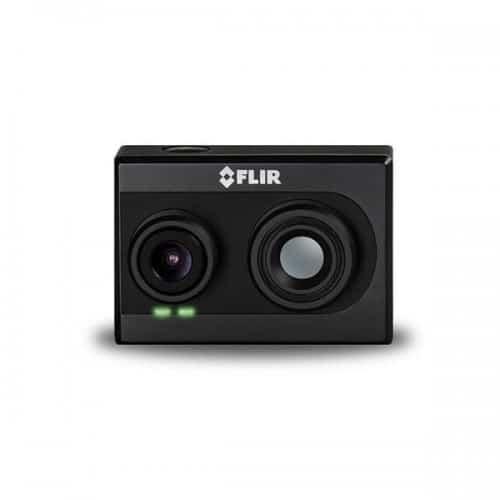 flir duo r radiometric thermal camera    s flir d