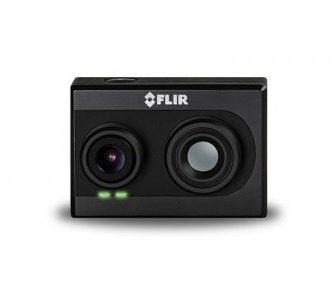 flir duo r radiometric thermal camera    s flir f
