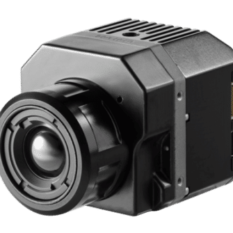 flir vue pro  thermal camera mm lens hz video    flir d