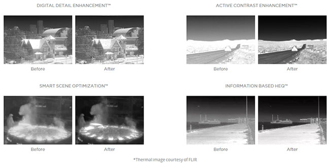 FLIR Zenmuse XT 336x256 9Hz 19mm Lens - Radiometric 18