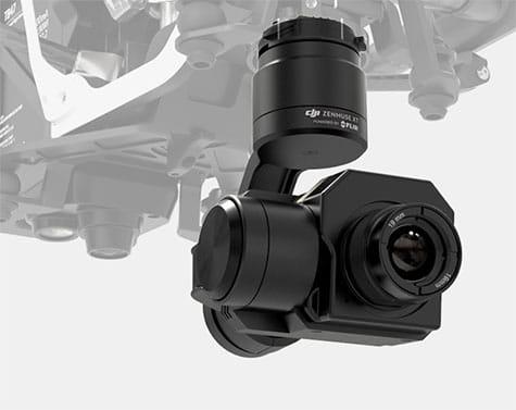FLIR Zenmuse XT 336x256 9Hz 19mm Lens 17