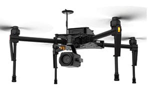 Matrice 100 Custom Remote Inspection & Surveillance Drone Package - Ready To Fly 1