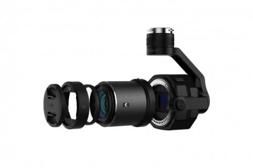 dji zenmuse cinematic gimbal camera lens excluded cp bx   dji f