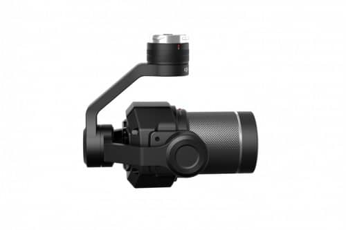 Zenmuse X7 Cinematic Gimbal Camera (Lens Excluded) 7
