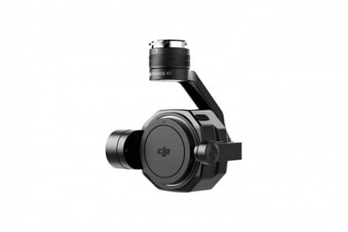 Zenmuse X7 Cinematic Gimbal Camera (Lens Excluded) 4