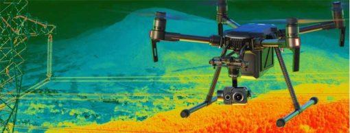 FLIR Zenmuse XT2 Thermal Camera - 336x256 30Hz 13mm 5