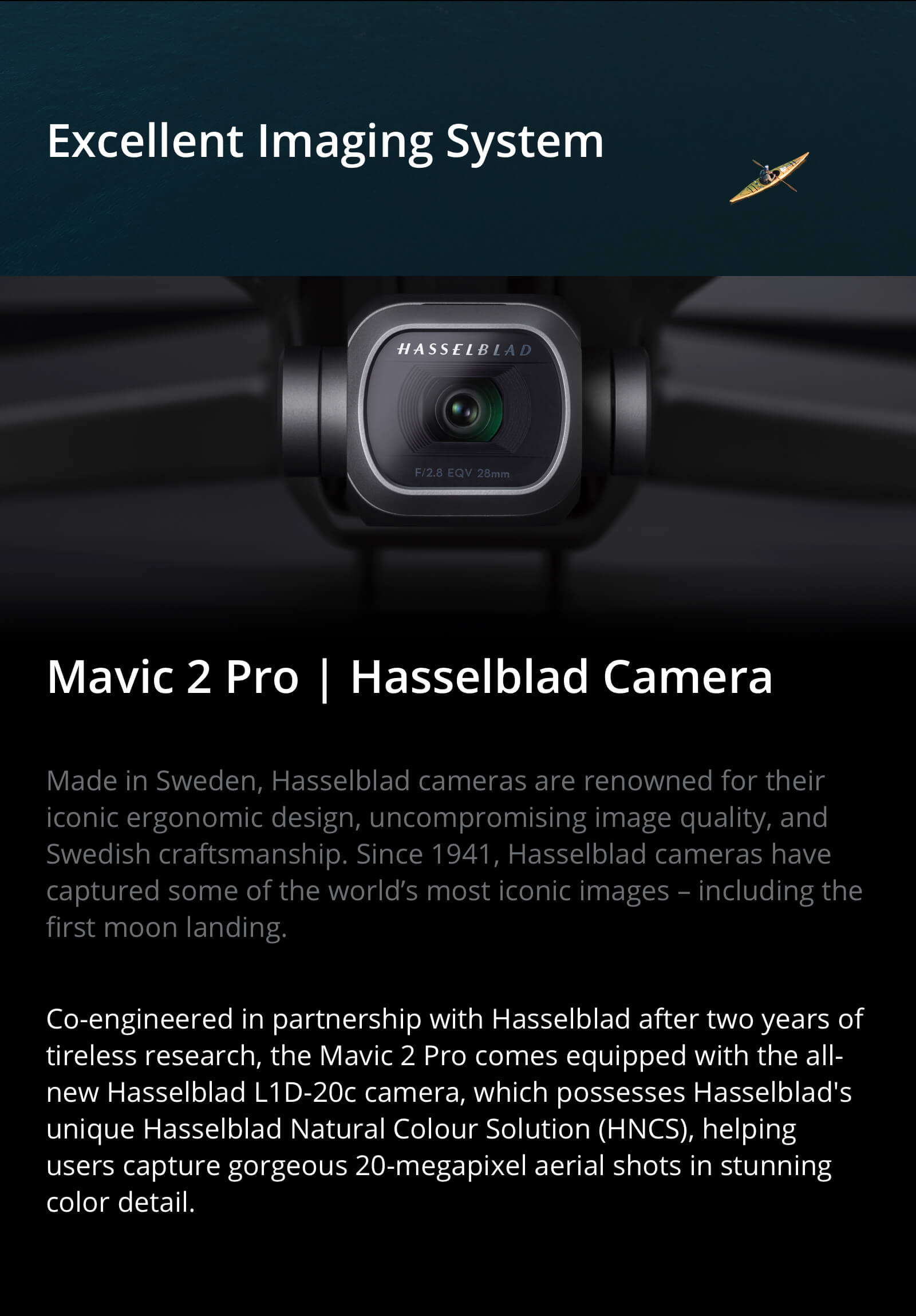 Mavic 2 Pro Quadcopter w/ 20MP Hasselblad Camera with Smart Controller 9