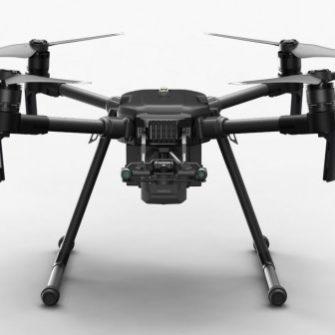 dji matrice  v enterprise quadcopter mvcombo dji